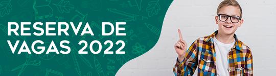 Reserva de Vagas 2022